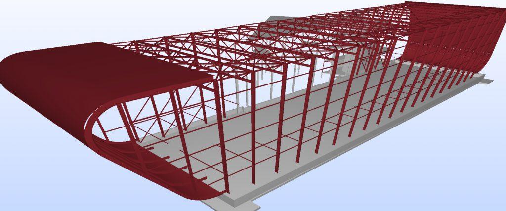projekt konstrukcji stalowej dolnośląskie