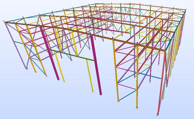 projekt konstrukcji stalowych zachodniopomorskie